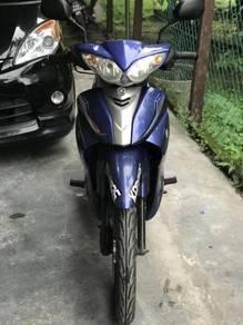 Yamaha Lagenda 110 z
