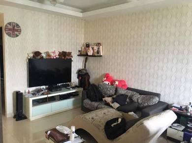 Mutiara vista apartment (fully renovated) with 2 car parks