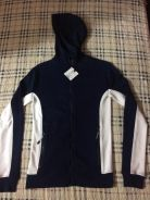 Sweater hooded TOPMAN hooded zip