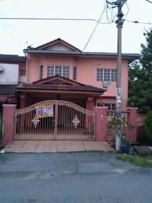 Ampang indah corner unit