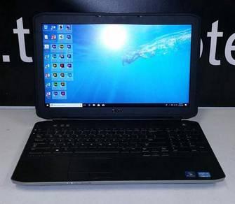 Laptop Dell Intel i5 RAM 4GB