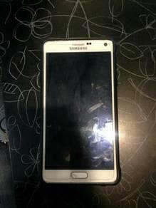Samsung note 4 open swap upgrade atau jual