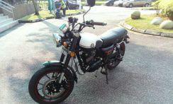 Motorcycle super for sale