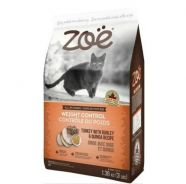 Zoë Cat Weight Control / Cat Food 1.3kg