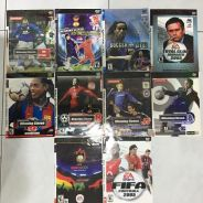PS2 Game CD