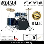 Tama Stagestar Acoustic Drumset - Blue