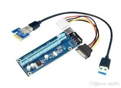 PCI Riser 1meter