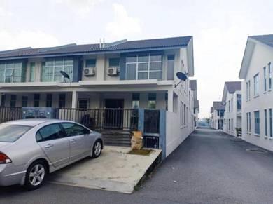 2sty terrace house End Lot, Bangi Avenue 2, Bangi