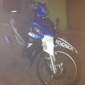 2009 Suzuki Smash