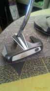 Odyssey Dart Back shaft putter