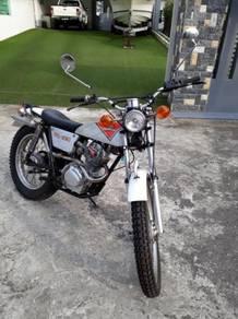 Honda tl 125