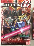 GFLEX GUNDAM 00 FIGURES SET of 5