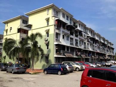 Dahlia Duplex Apartment Ampang Near LRT Cempaka