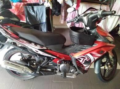 Yamaha lc135 v3