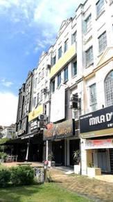 4 Storey Shoplot in Kota Kemuning for Sale: