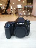 Canon eos 70d body (sc 31k only) 99% new
