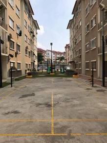 Apartment Seri Pegaga sek. U12 (Sebelah sek.7) - 1 NOV