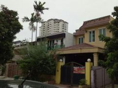 Rumah 2 Tingkat Taman Maluri Cheras Kuala Lumpur RENO 22x75sft