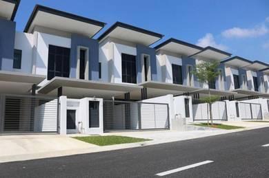 [Villa Design+Lake View] 2 Sty House 20x75 Easy Acess Mex II Putrajaya