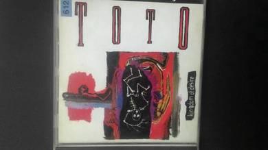 CD Toto - Kingdom of desire