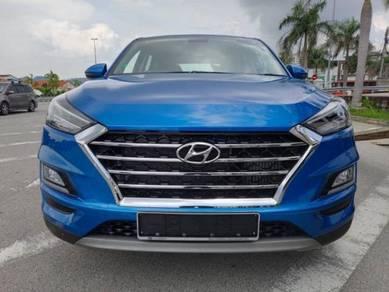 New Hyundai Tucson for sale