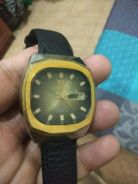 Jam SG4 TITUS automatic date steel watch