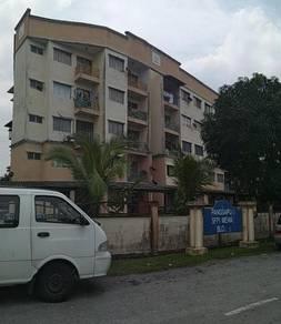 Apt seri mewah blok bkajang-(high level & balcony, jpj bangi, econsav