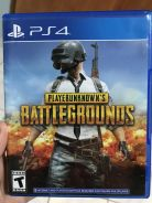 PlayerUnknown's Battlegrounds ( PUBG PS4 )