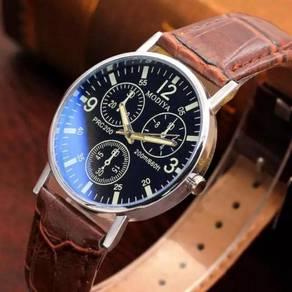 MODIYA Luxury Leather Quartz Watches