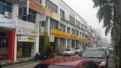 Bukit Jambul 3 storey Shophouse