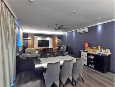 Alam Damai Condominium Duplex Penthouse | 2109sf | Modern Design