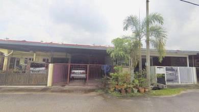 Facing Open, Size 20x88, 1 Storey Terrace, Tmn Desa Kencana,Meru,Klang
