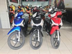 HONDA WAVE 125 Fi 2 DISC (D/P TERENDAH) FREE APPLY