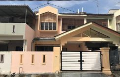 Double Storey Renovated Taman Desa harmoni