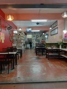 Bisnes Restoran Untuk Di lepaskan