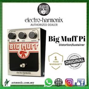 Electro Harmonix Big Muff Pi Distortion