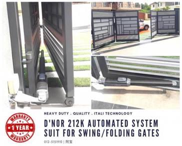 Quality 1st Dnor 212k Autogate System Auto Gate