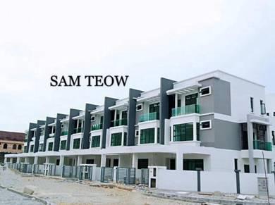 LOW Downpayment_BELMONT RESIDENCES 3 Storey Terrace Good Location BM