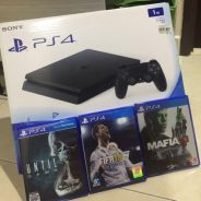 Playstation 4 1TB slim fullset