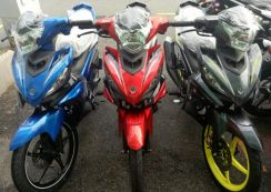 2020 - yamaha 135lc v6 - READY STOCK