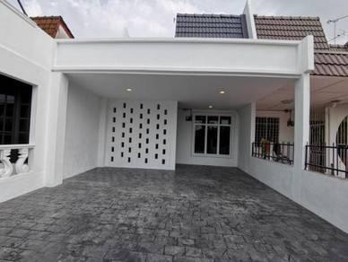 Taman Rasah Jaya 20 x 80 Seremban Single Storey For Sale