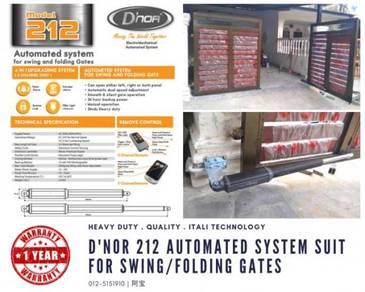 Quality 1st Dnor 212 Autogate System Auto Gate