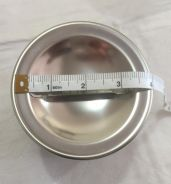 Dressing jar with cover 4