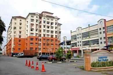 Seri Proton Apartment, Klang, Tingkat 1, Renovated, Freehold