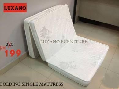 Single folding mattress (M-3'X3'') 23/7
