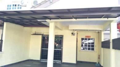 BELOW MARKET>2 Storey Terrace, Taman Baiduri Jaya,Bandar Teknologi,Kaj