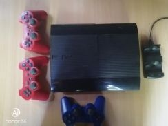 Ps3 Slim ada 21 games