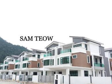Low Downpayment_BELMONT RESIDENCES 3 Storey Semi-D Good Location BM