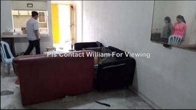 Medan Intan Apartment, Setapak KL Partly Furnished