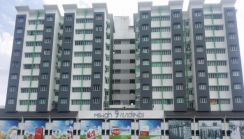 Kajang Bukit Mewah, Mewah 9 apartment with 2 parking, kitchen cabinet